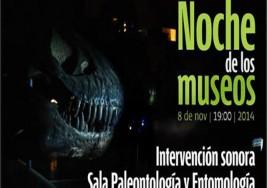 Especiales: Noche de los museos 2014