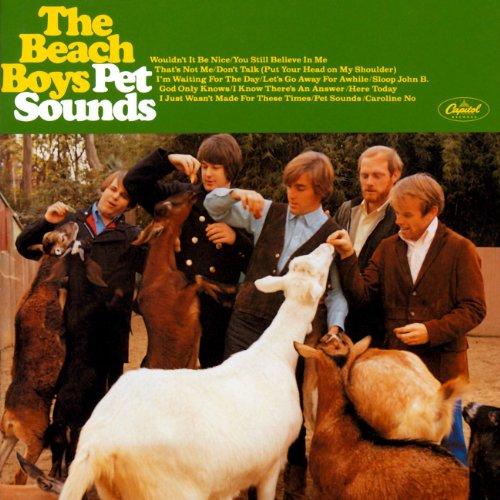 #EfeméridesRockeras: hace 50 años se estrenaba Pet sounds, obra cumbre de los Beach Boys